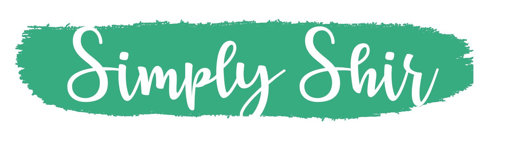 Logo | Simply Shir